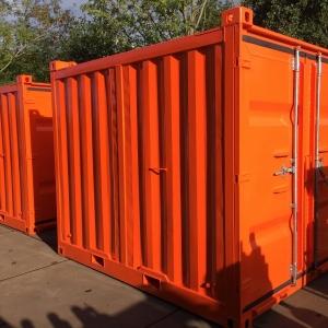 Container inrichtingen