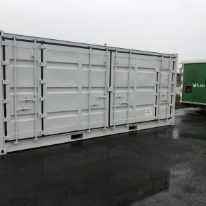 Mileucontainer LEVVEL