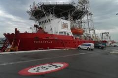 Werkgerelateerde schepen